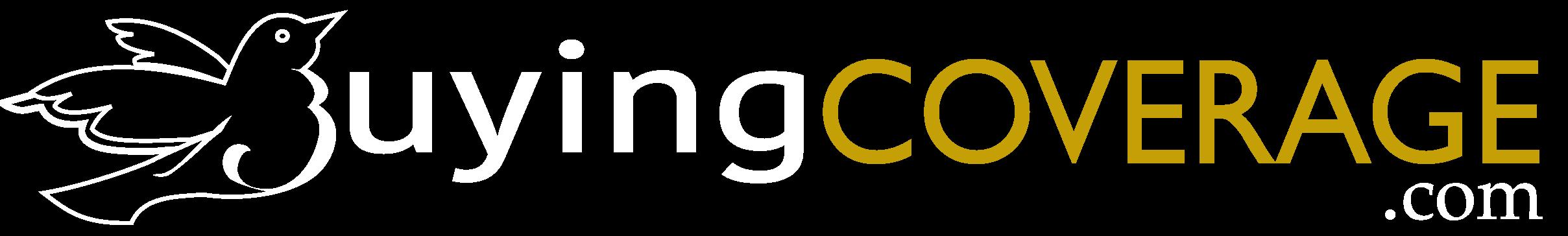BuyingCoverage.com logo